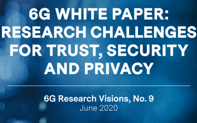 """Security Expert Group Of The Finnish 6G Flagship Release """"Trust, Security And Privacy"""" Whitepaper"""